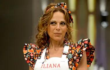 Iliana Calabró tuvo una mala noche y se enojo con Donato: Ni me hables