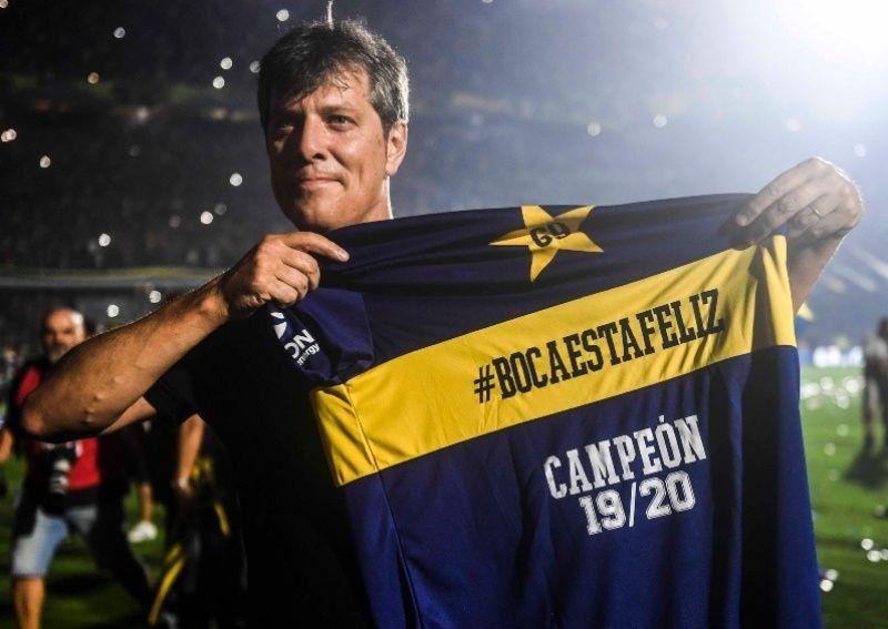 Pergolini se peleó con el Consejo de Fútbol y se fue de Boca