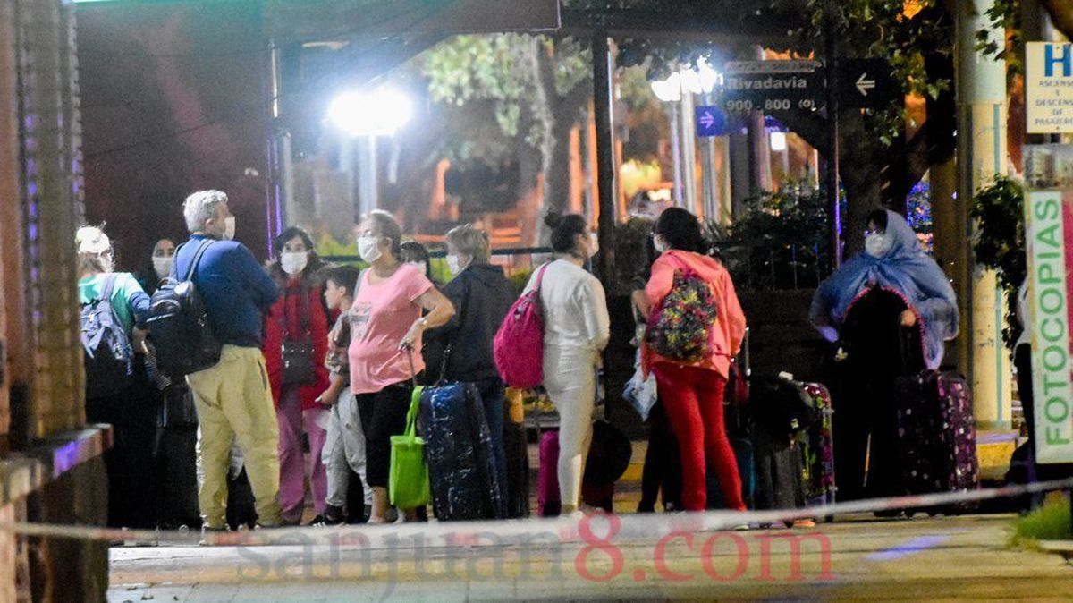 Quienes ingresen a San Juan del exterior harán aislamiento en domicilios