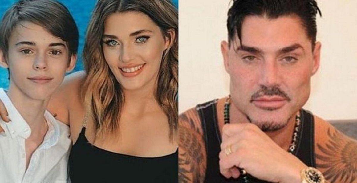 Marta y Felipe Fort recordaron a su padre Ricardo