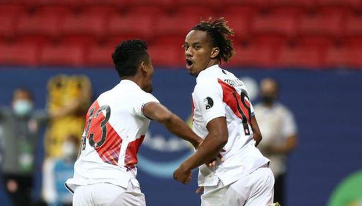 Perú y Colombia definen el tercer puesto de la Copa América