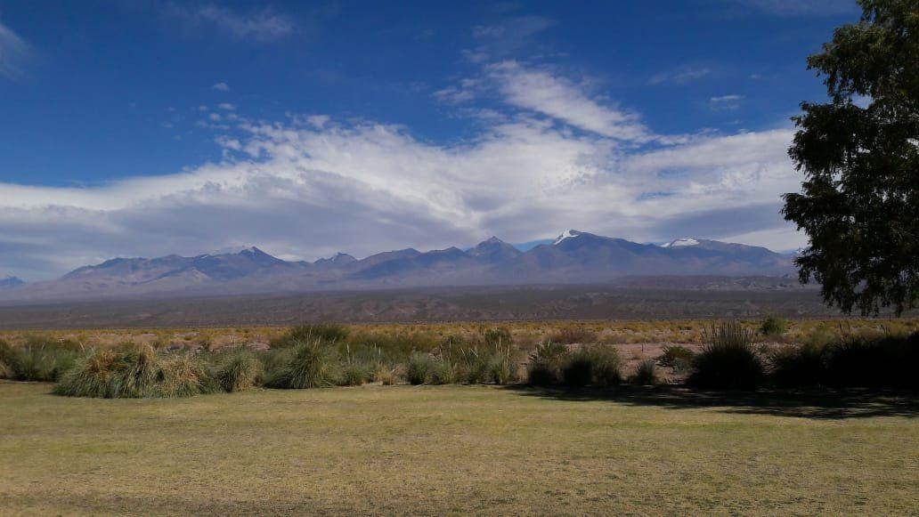 Calingasta tuvo un 30% de ocupación en el regreso del turismo interno