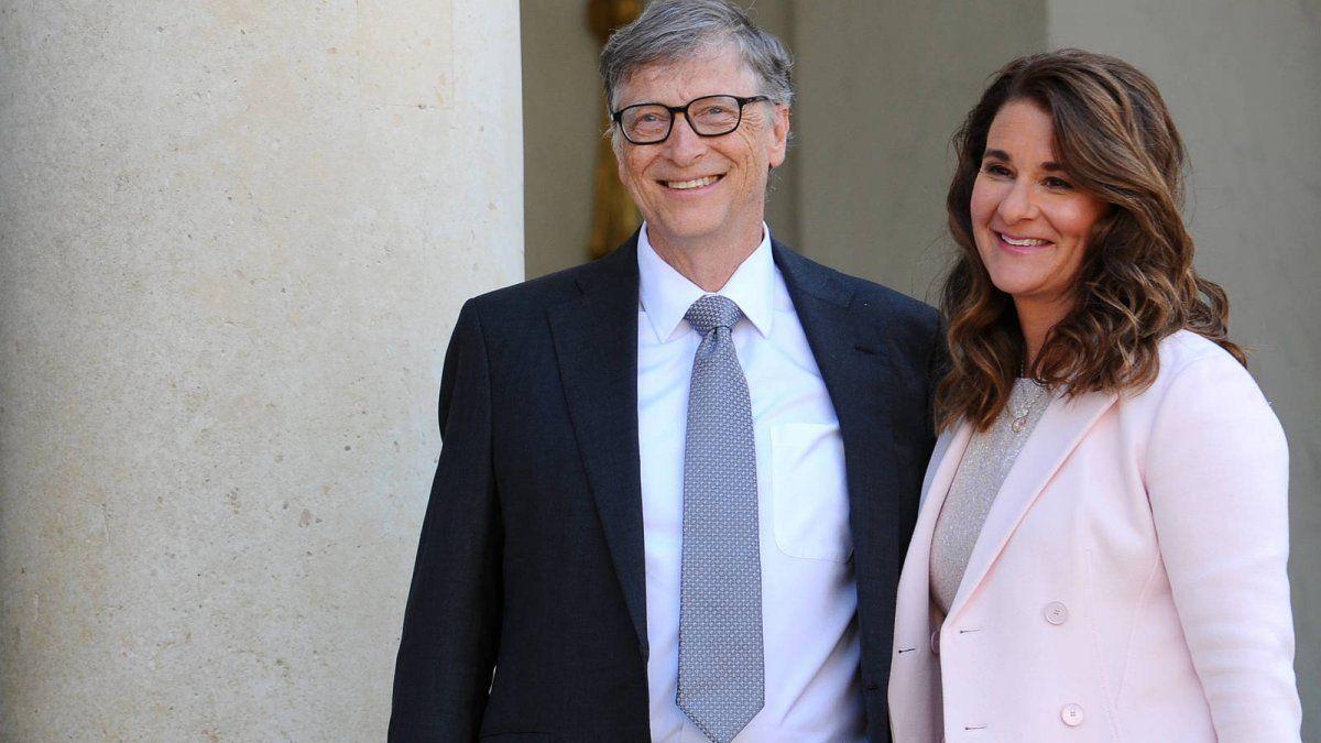 Después de 27 años de casado, Bill Gates se separó de su esposa