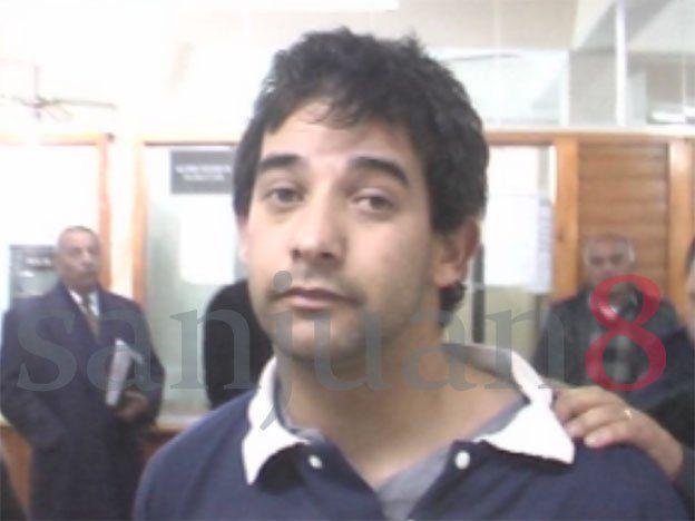 Niña secuestrada en Rawson: Miguel Brizuela estuvo en Tribunales para conocer quien será su defensor