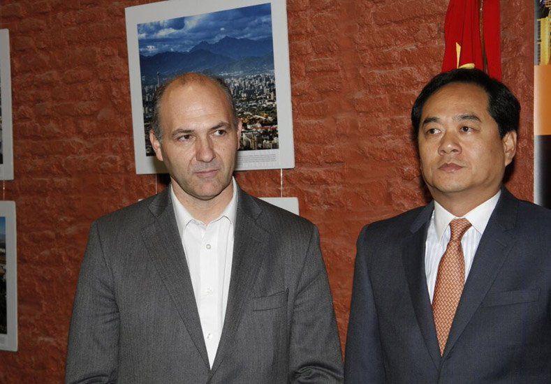 Inauguraron en Buenos Aires la Casa de la Cultura China