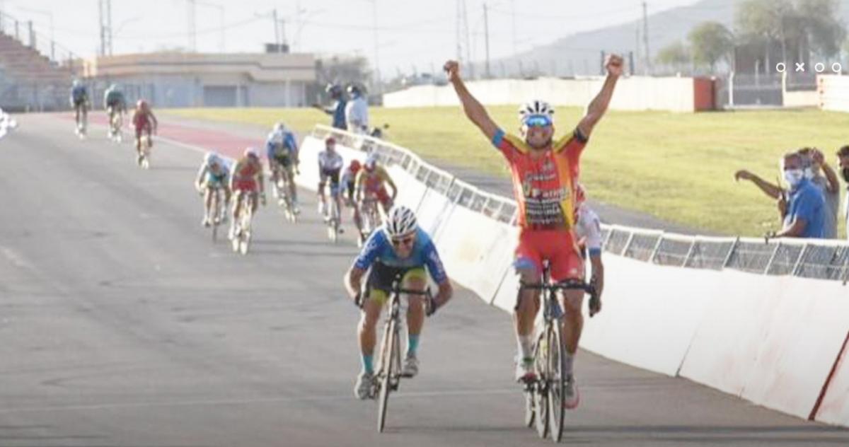 El chaqueño Daniel Juárez ganó la primera de la Temporada de Ruta