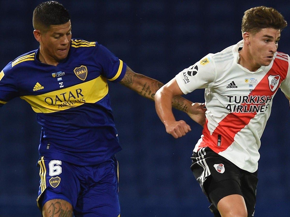 River recibirá a Boca por la fecha 14 de la Liga Profesional de Fútbol.