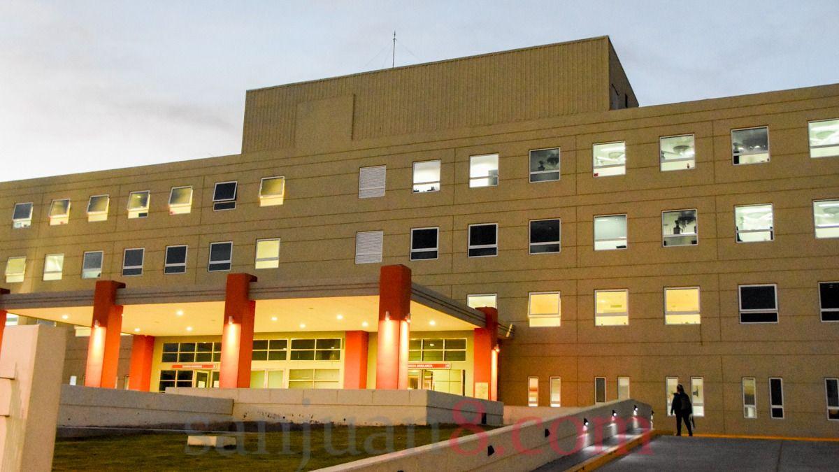 Dos pacientes del Hospital Rawson fallecieron por Covid-19.