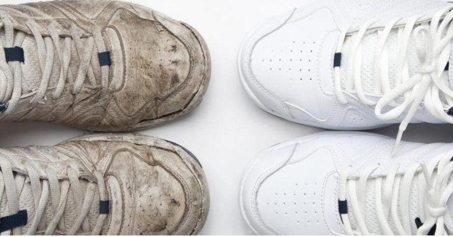 Aprendré a dejar tus zapatillas viejas como si fueran nuevas