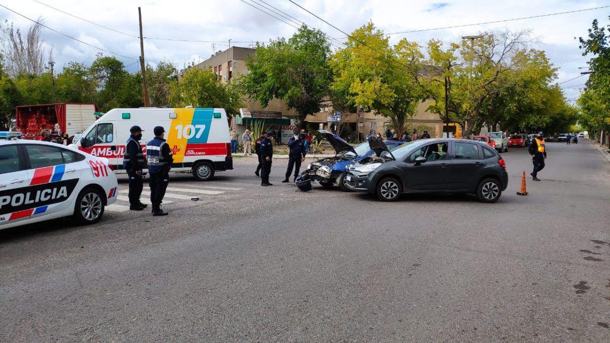 Turistas de San Luis protagonizaron un violento siniestro vial