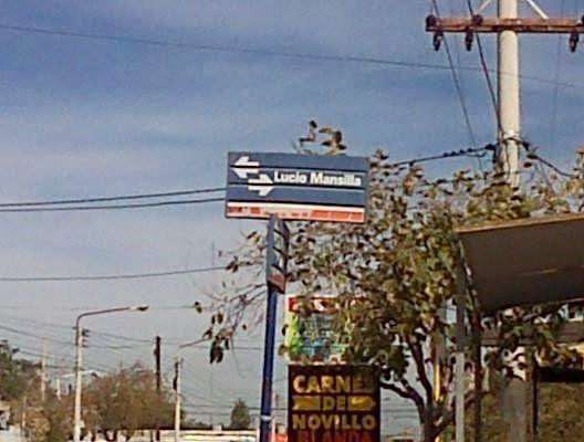 Insólito: En unos 200 metros le pusieron tres nombres distintos a la misma calle