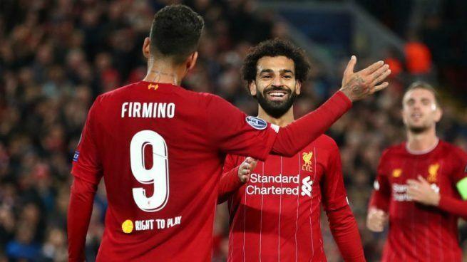 Liverpool quedó al tope de la tabla en la Premier League
