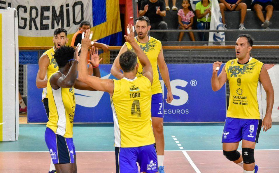 UPCN recibe a Ateneo antes de viajar al Sudamericano de Brasil