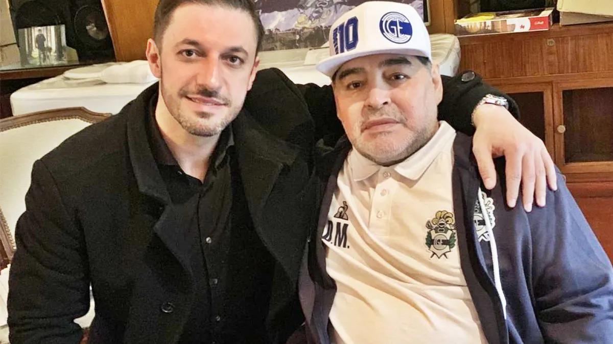 Dieguito Fernando irá a terapia tras la muerte de Diego Maradona
