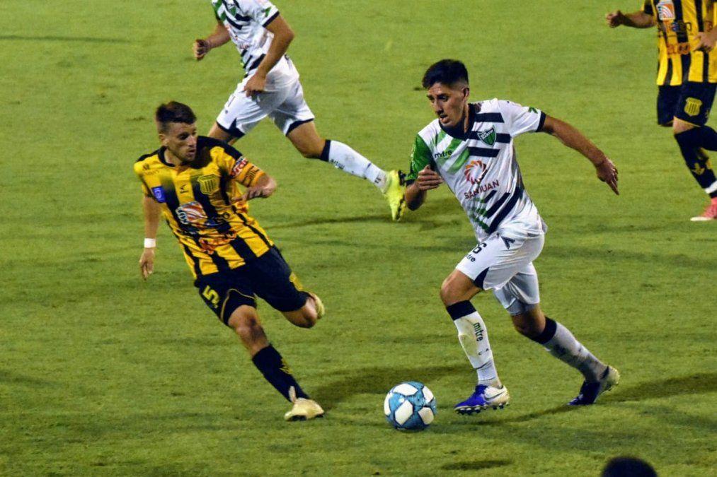 San Martín no pudo superar a Mitre y quedó segundo