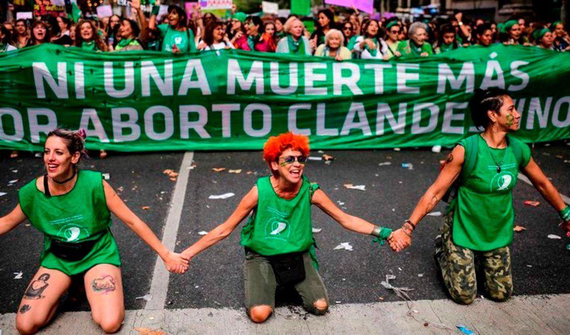 Habrá una marcha en Chaco por la suspensión del aborto.