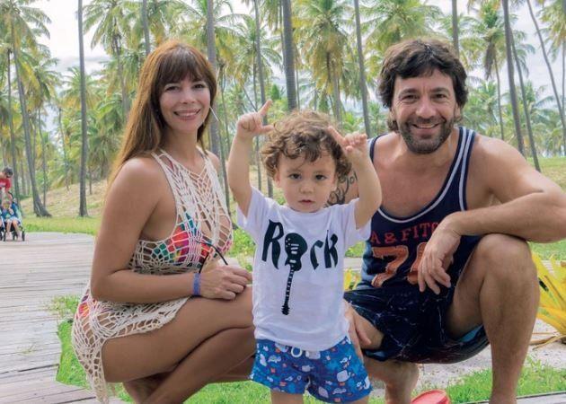 Ximena Capristo y Gustavo Conti se mostraron juntos tras la crisis y escándalo por el chat