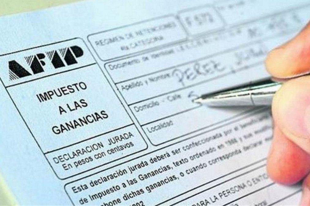Comenzó a regir la ley de modificación al impuesto a las Ganancias