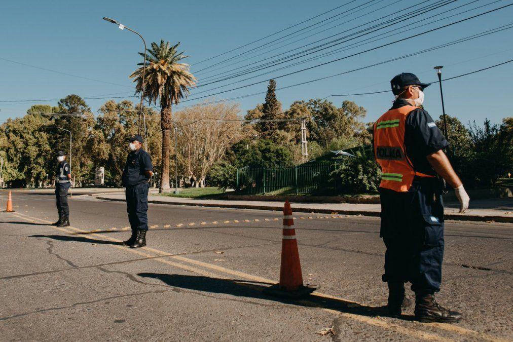 Saldrán mil efectivos a controlar las calles en San Juan