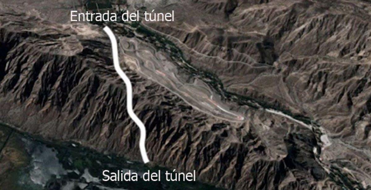 Aprobaron la asistencia financiera para el Proyecto Túnel de Zonda