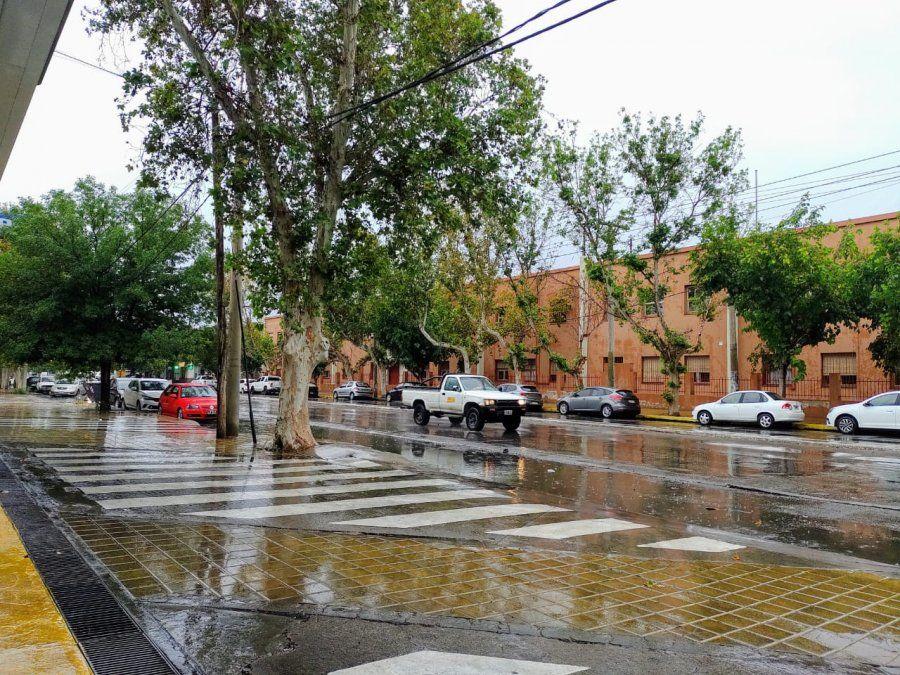 Las lluvias comienzan a ceder y el calor prepara una arremetida