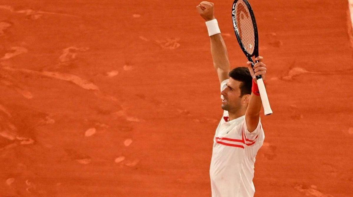 Novak Djokovic se coronó campeón de Roland Garros (Foto: EFE)