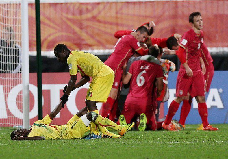 Mundial Sub 20: Serbia y Brasil pasaron a la final del torneo de Nueva Zelanda