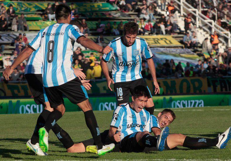 Racing se quedó sin Libertadores y buscará pasar en la Copa Argentina