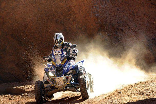 Dakar: Alejandro Patronelli ganó de nuevo en cuatriciclos
