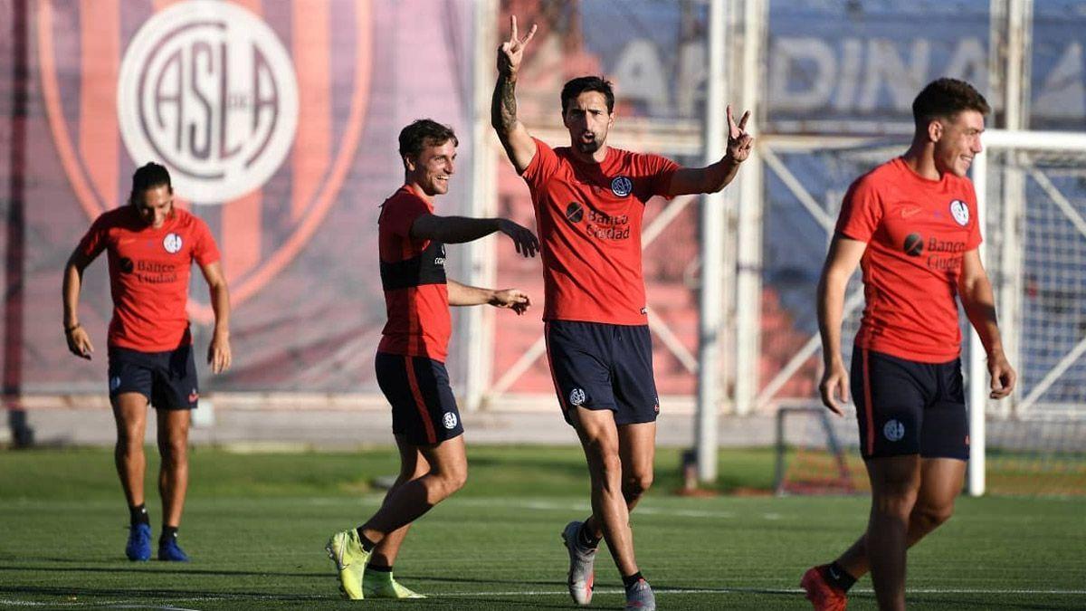 COVID-19: San Lorenzo confirmó cuatro positivos