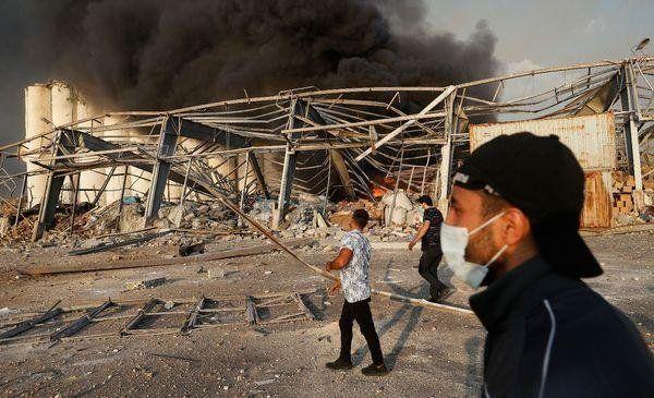 Uno de cada tres niños libaneses están traumatizados por la explosión en Beirut
