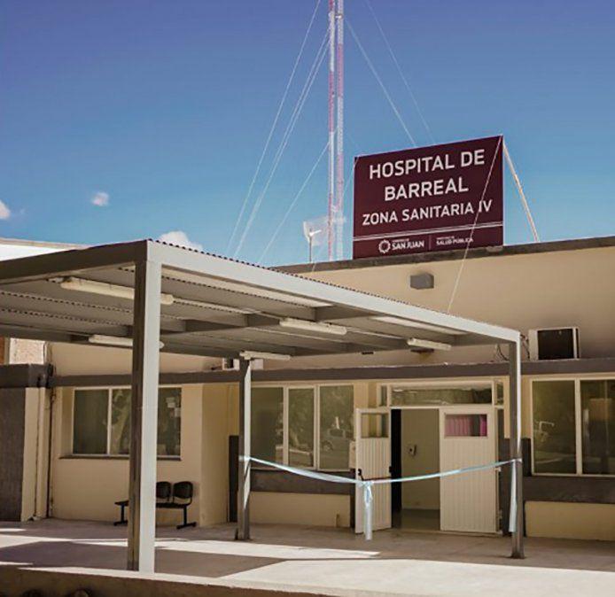 Hospital de Barreal