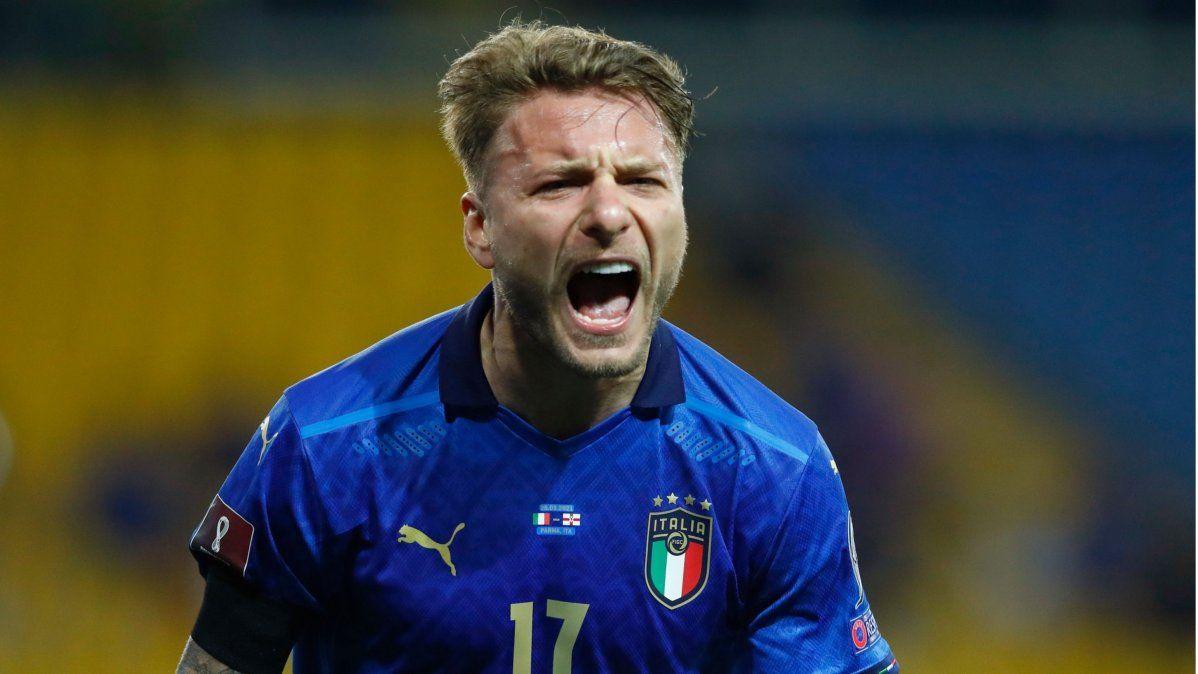 Italia arrancó con el pie derecho en las Eliminatorias.