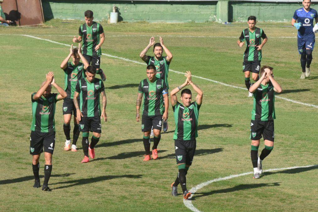 San Martín consiguió un valioso triunfo en casa. Fotos: Adrián Carrizo.