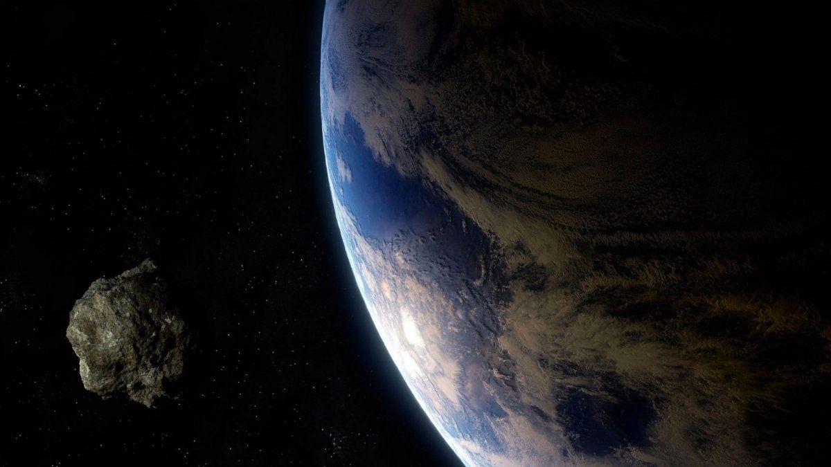 Un enorme asteroide se acerca a la Tierra