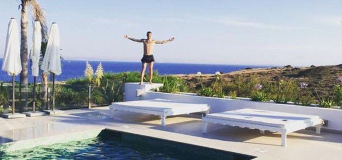Icardi... ¡En la misma isla que Maxi López!