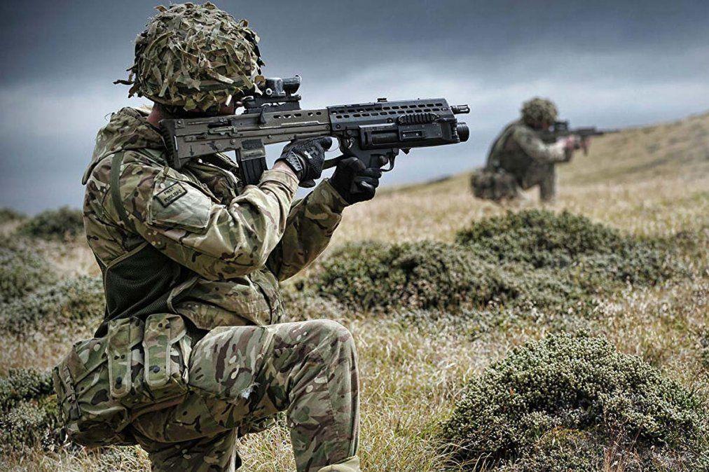Argentina rechazó enérgicamente el accionar militar en las Islas Malvinas.