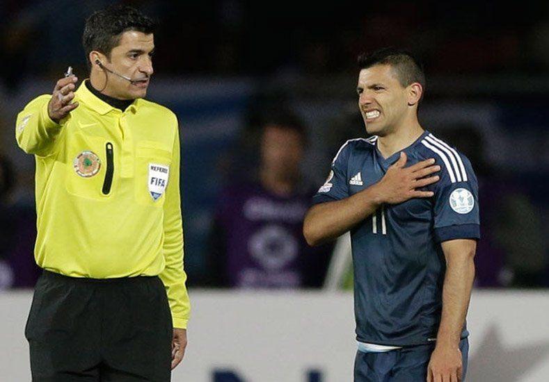 Kun en duda: los estudios confirmaron que Agüero tiene una lesión el hombro