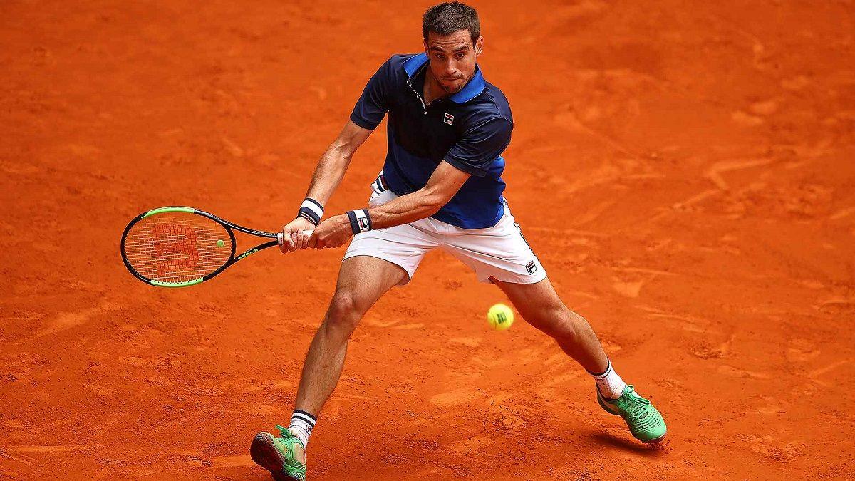 Guido Pella se convirtió en el primer argentino en ganar en Roland Garros 2021.