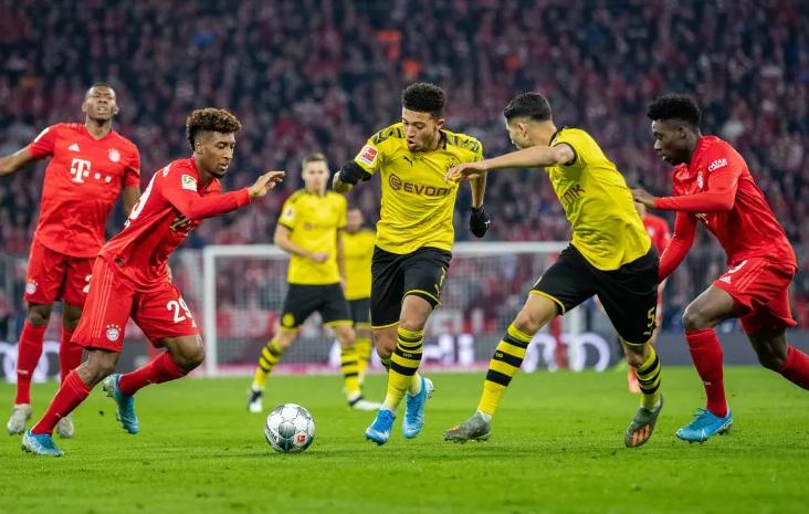 Fútbol en vivo: el viernes comienza una nueva fecha de la Bundesliga