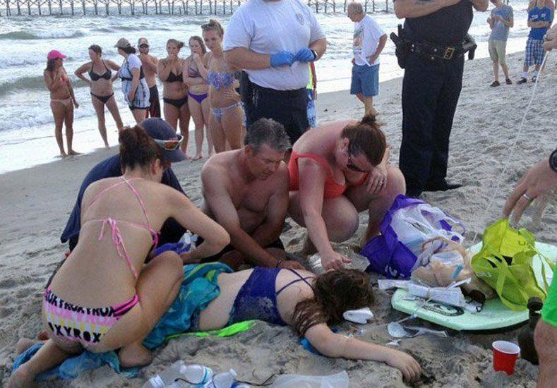 Dos menores perdieron sus brazos por un ataque de tiburones