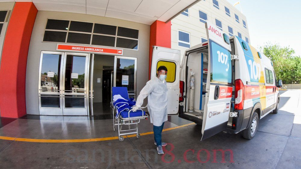 Los pacientes internados subieron a 138, de los cuales 18 están con respirador