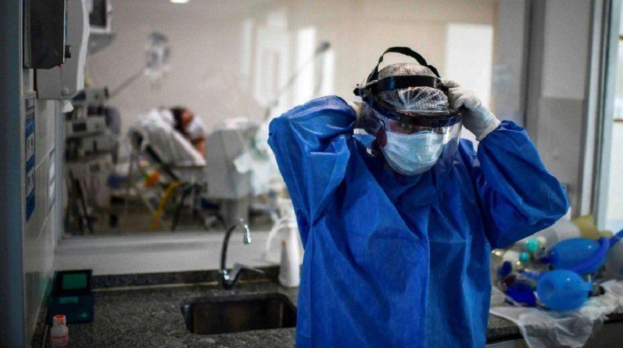 Murieron 483 personas y 9.598 fueron diagnosticadas con coronavirus en el país