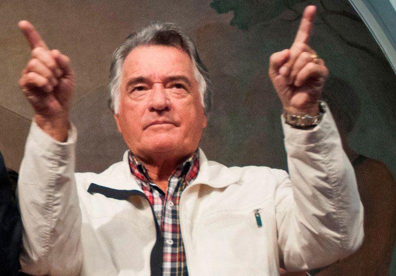 Barrionuevo: Con los militares negociábamos más que con el Gobierno de Cristina Kirchner