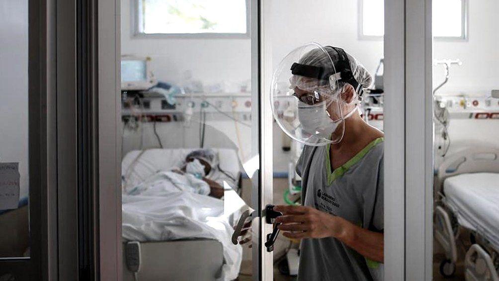 Argentina sumó 345 fallecidos y superó las 30.000 muertes por coronavirus