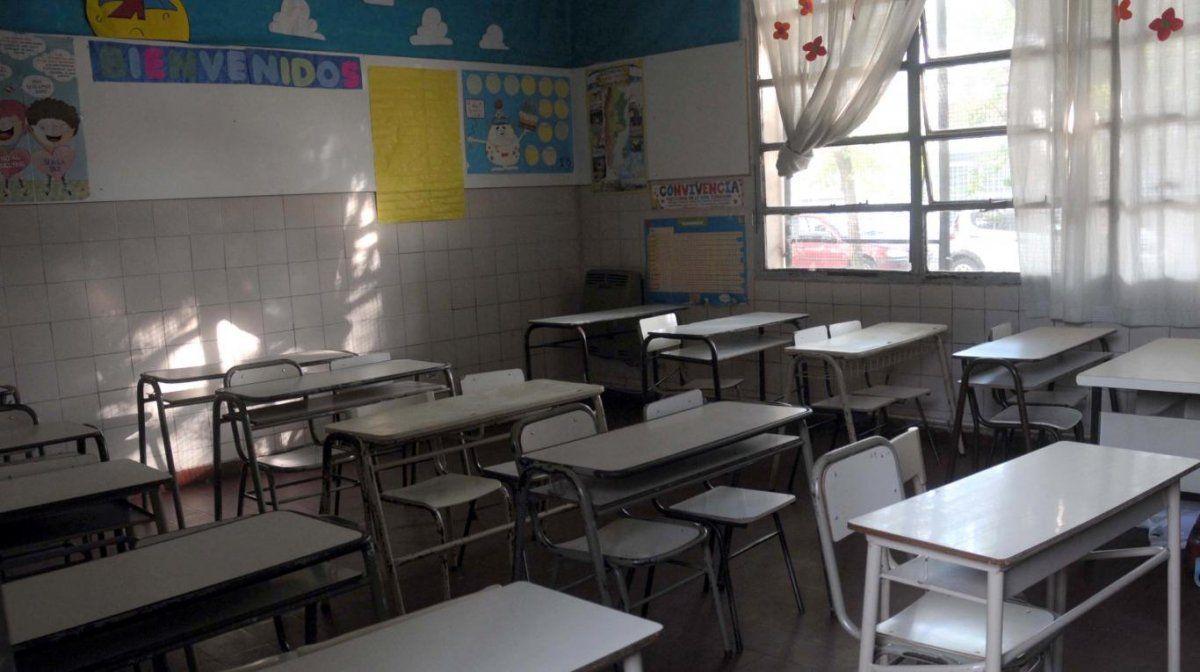 Un nene emocionó a todos en la vuelta a clases con una frase.