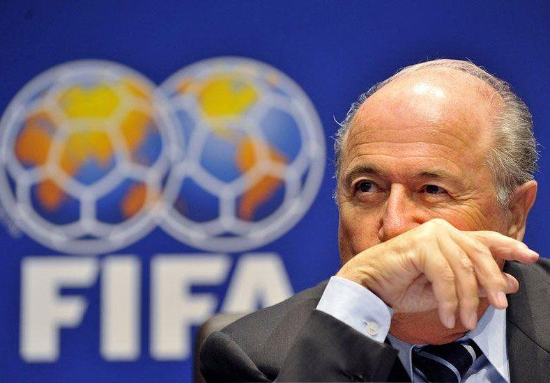 La AFA le soltaría la mano a Blatter en la elección de la FIFA