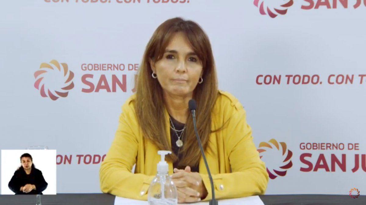 Rosa Contreras.