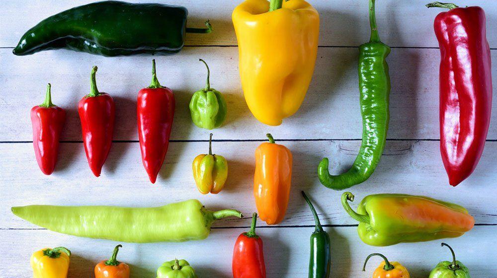 Picantes: claves para animarse a probar los chiles