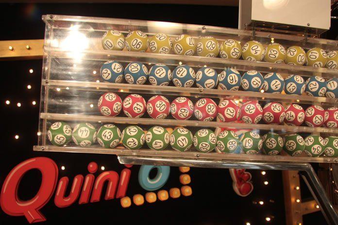 El Quini 6 les entrega más de $116 millones a dos ganadores